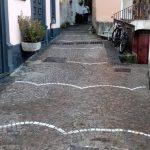 Lavaggio strade effettuato in via Grade dei Pezzi, via Casale dei Cicerali Maiori