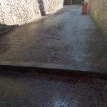 Lavaggio strade presso Erchie Maiori