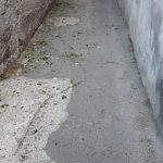 Maiori Taglio spazzamento e pulizia
