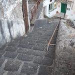 Maiori taglio e spazzamento in via Ercole
