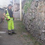 Maiori taglio, spazzamento e pulizia zona Montecorvo