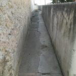 Minori taglio e spazzamento presso Casa Palomba