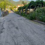 Taglio e spazzamento Frazione Polvica Tramonti