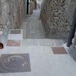Taglio e spazzamento in Via Carpineto Maiori