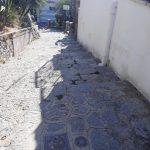 Taglio e spazzamento in Via Croce Conca dei Marini