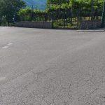 Taglio e spazzamento in località Corsano Tramonti