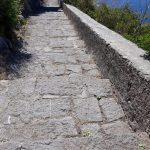 Taglio e spazzamento in via Acquarola Conca dei Marini
