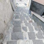 Taglio erba in via Accola e via Castello Maiori