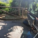 Tramonti Taglio e spazzamento con spazzatrice presso frazioni Paterno e Sant'Arcangelo