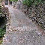 Completamento taglio e spazzamento in Via Santa Croce e Frazione Pucara Tramonti