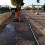Erchie Manutenzione del territorio, lavaggio e sanificazione con ispezione condotta fognaria 4