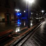 Lavaggio stradale in Via Vecchia Chiunzi e Corso Reginna Maiori