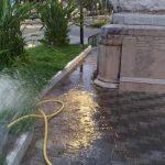 Maiori Irrigazione generale di tutto il verde