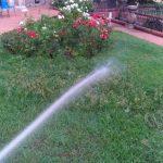 Maiori Irrigazione in zona porto e villa comunale
