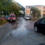 Maiori lavaggio stradale effettuato a Vecite