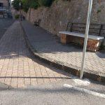 Tramonti Spazzamento Piazza Campinola e bivio Campinola 7