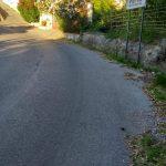 Tramonti Taglio e spazzamento Via Pedonale Casa De Vivo, Frazione Pietre e tratto provinciale