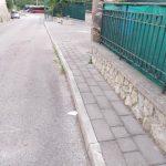 Tramonti taglio e spazzamento località Corsano 6