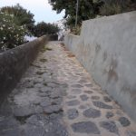 Conca dei Marini taglio e spazzamento presso chiesa San Pancrazio