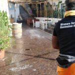 Erchie lavaggio, sanificazione e ispezione impianto fognario