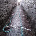 Maiori Lavaggio zona castello, via Accola e San Pietro 0
