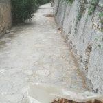 Minori taglio e spazzamento località Torre - Sentiero dei limoni