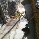 Minori taglio e spazzamento presso località Torre e Sentiero dei Limoni