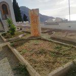Praiano continuano gli interventi di pulizia e potatura cimitero 6