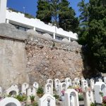 Praiano manutenzione del cimitero