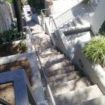 Praiano sistemazione del Cimitero