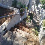 Praiano manutenzione del verde al Cimitero
