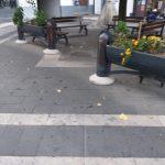 Tramonti Spazzamento e disinfezione Piazza Treviso, Piazza Polvica e Chiosco Pietre 2