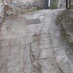Tramonti Taglio e spazzamento presso frazione Gete