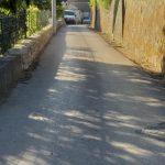 Tramonti Taglio e spazzamento presso frazione di Figline