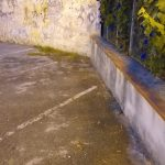 Tramonti spazzamento frazione Polvica