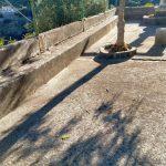 Tramonti taglio e spazzamento località Paterno