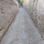 Tramonti taglio e spazzamento località Pucara, Via Santa Croce 5