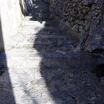 Conca dei Marini spazzamento in via Lecina