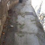 Conca dei Marini taglio e spazzamento in via San Michele