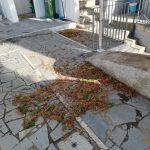 Praiano Spazzamento e pulizia cimitero