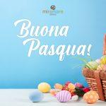 Auguri di Buona Pasqua dalla Miramare Service srl